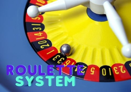 You should not play with roulette systems that force you to make quick decisions while playing